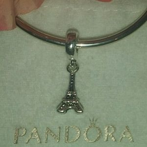 Pandora Jewelry - Pandora's Eifel Tower landmark Charm